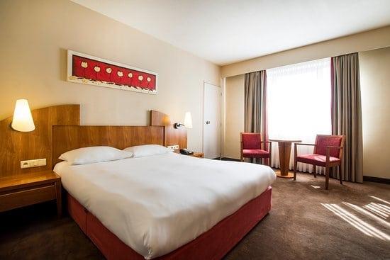 best hotels in Antwerp astoria