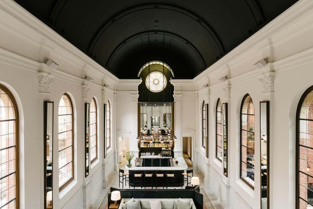 best hotels in Antwerp august