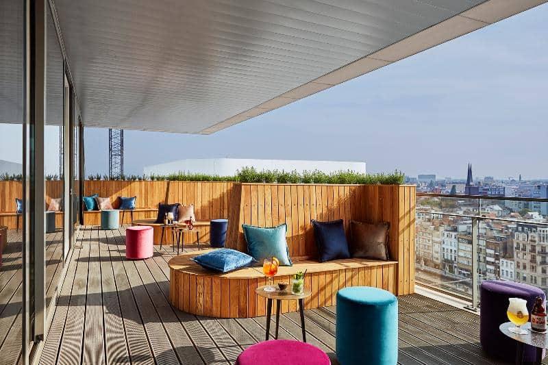 best hotels in Antwerp lidner hotel antwerp