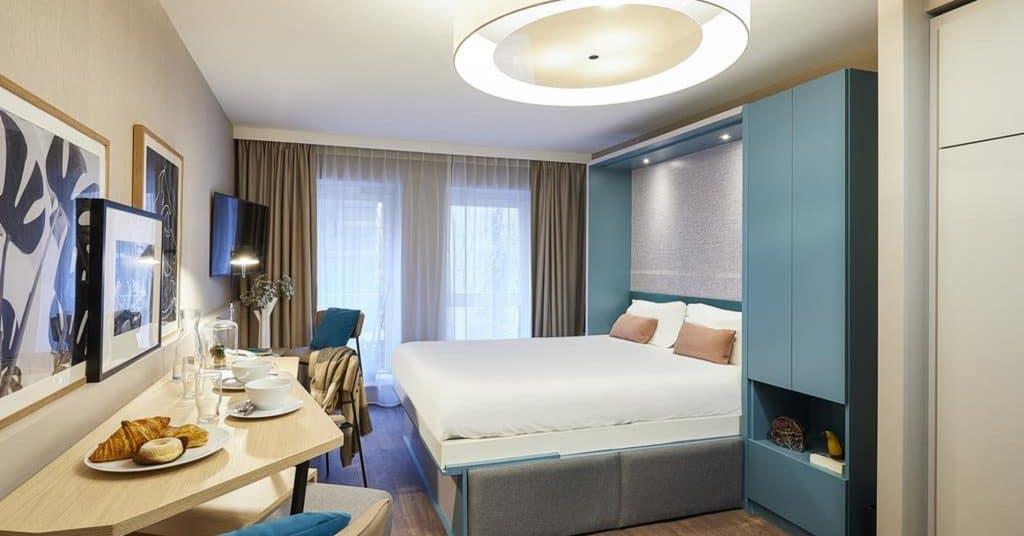 best hotels lille aparthotel