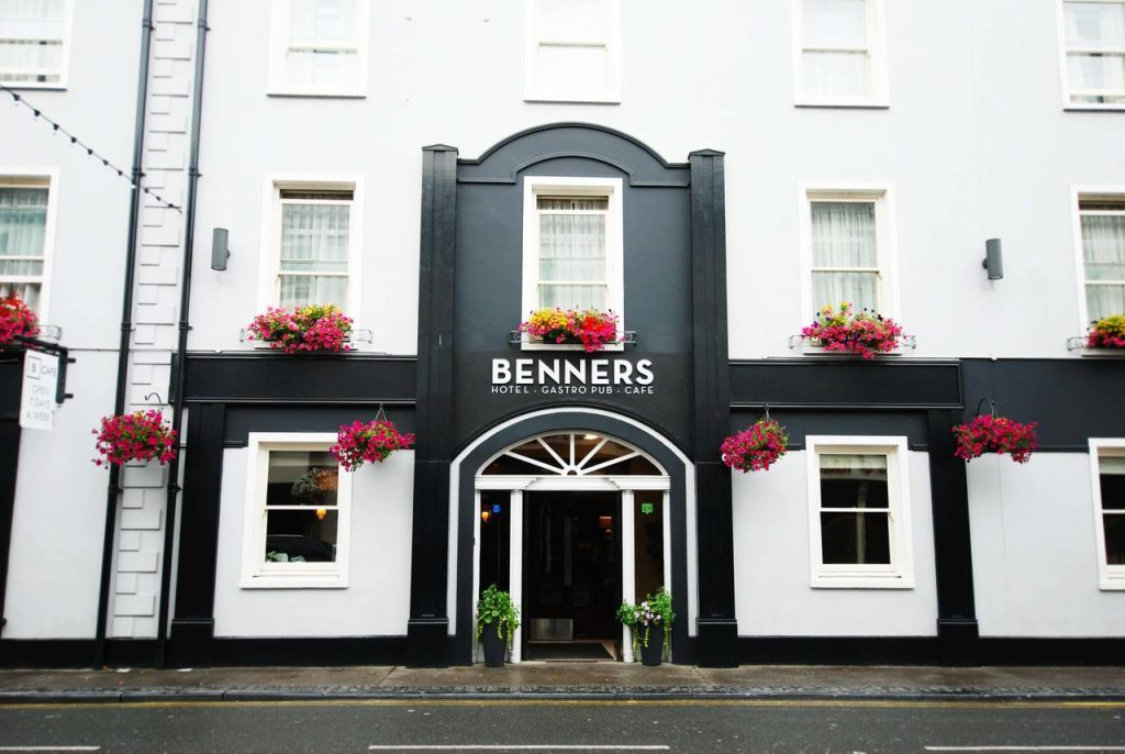 best hotels tralee Benners Hotel