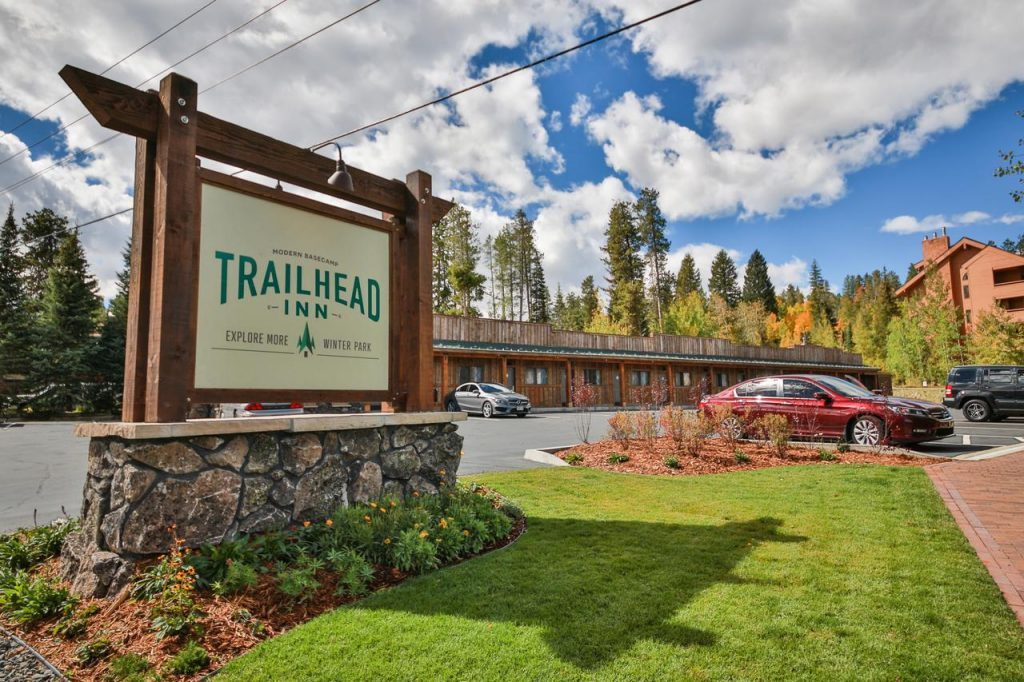 best hotels winter park trailhead inn