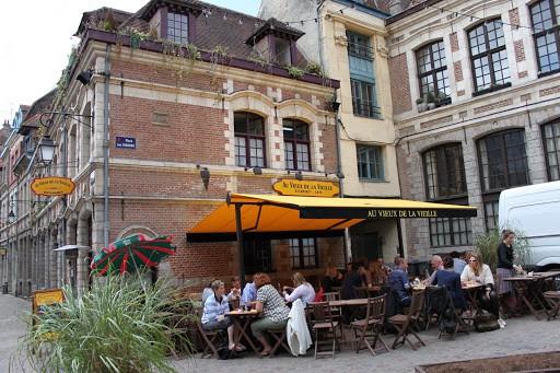 best restaurants lille Au Vieux de la Vieille