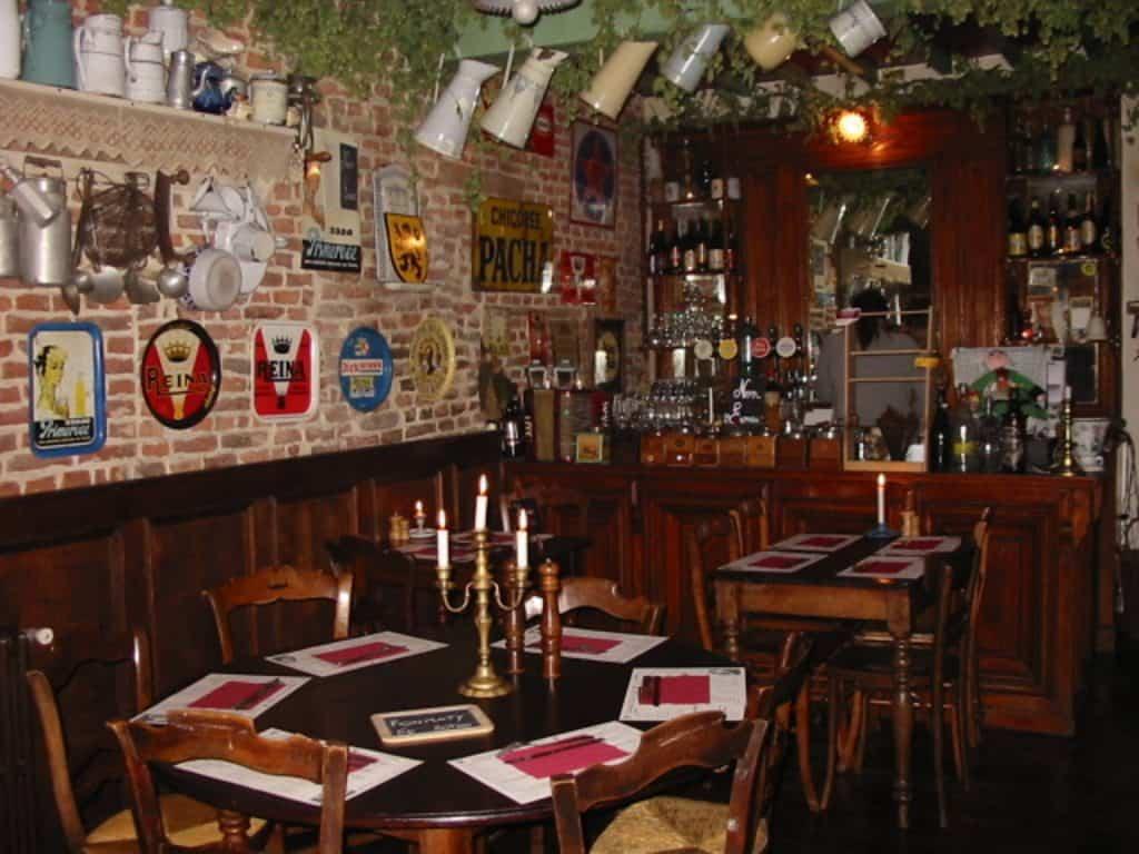 best restaurants lille Estaminet Chez La Vielle