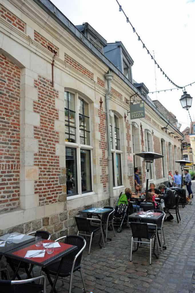 best restaurants lille La Bottega
