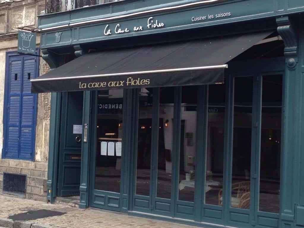 best restaurants lille La Cave Aux Fioles