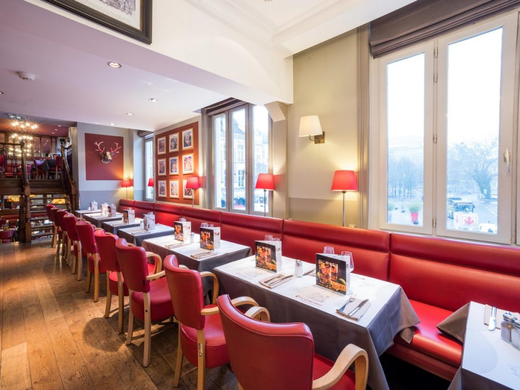 best restaurants lille La Chicoree
