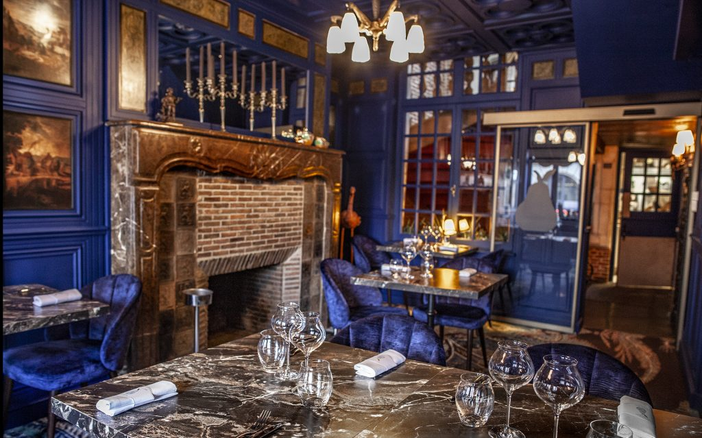 best restaurants lille Monsieur Jean