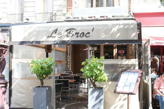 best restaurants lille le broc