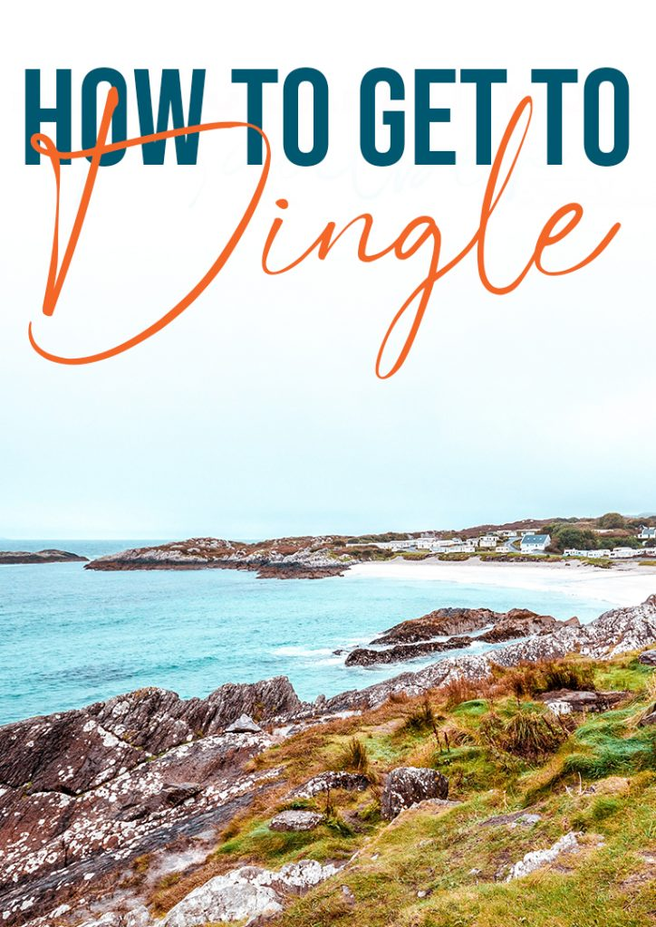 how to get from tralee to dingle