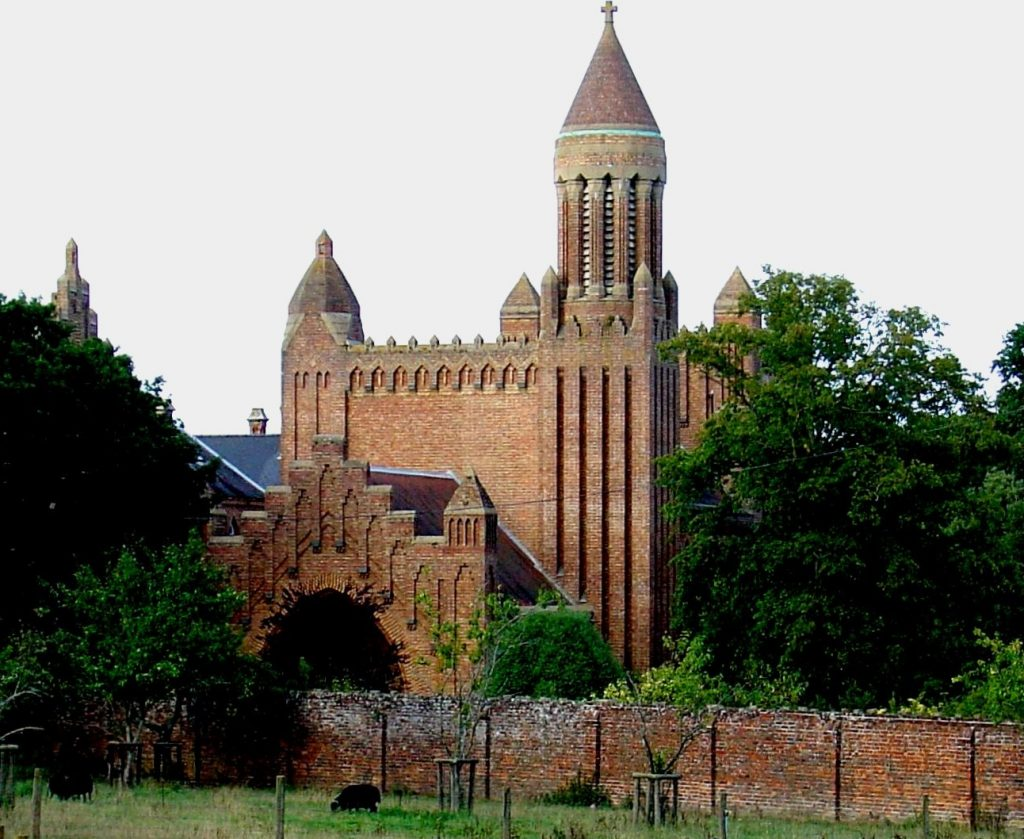 things to do isle of wight Quarr Abbey