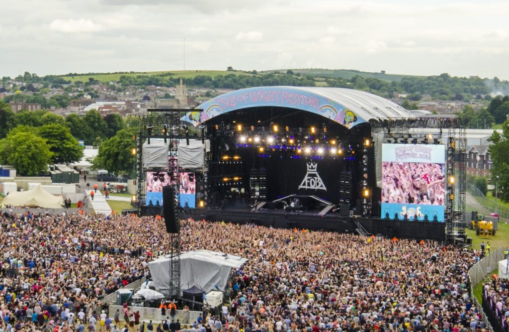 things to do isle of wight festival
