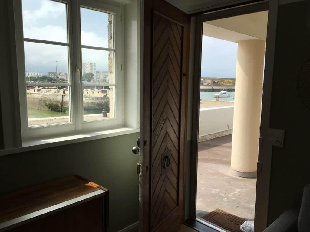 best airbnbs calais facing paradise basin