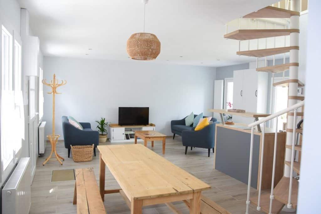 best airbnbs calais house by the beach