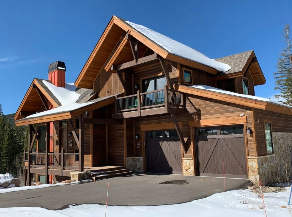 best airbnbs winter park mountain chalet