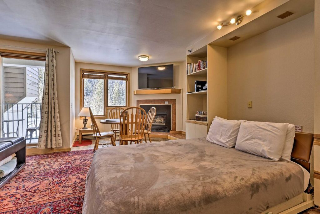 best airbnbs winter park ski in ski out studio cheap