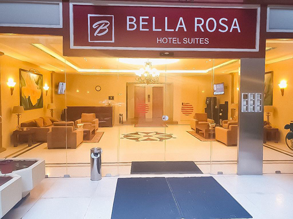 best hotels beirut bella rosa