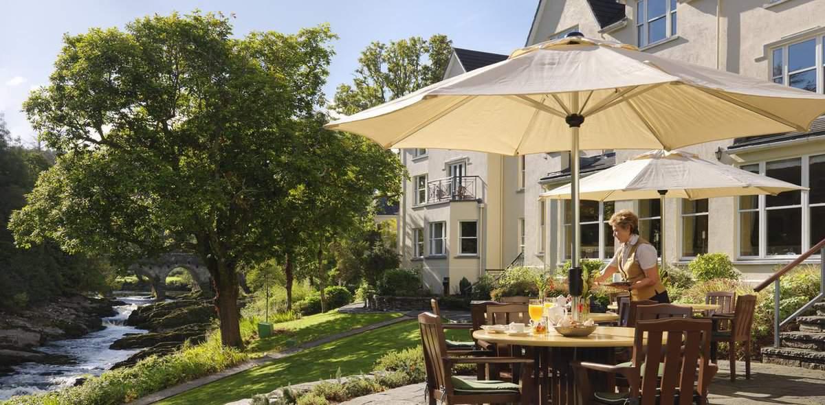 best hotels killarney sheen falls lodge