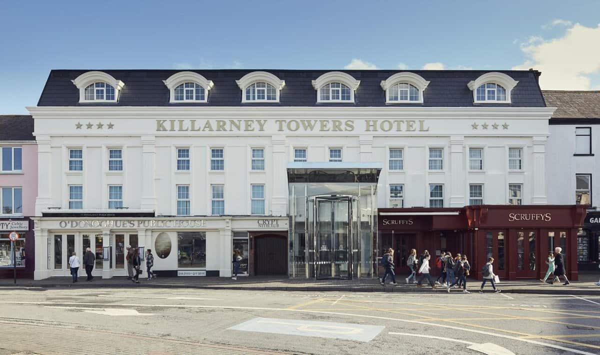 best hotels killarney towers hotel
