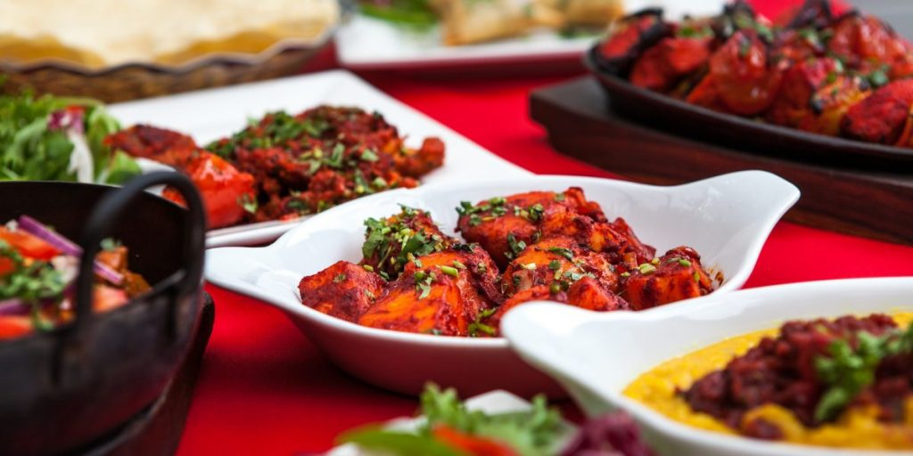 best restaurants weymouth Shalims Balti House