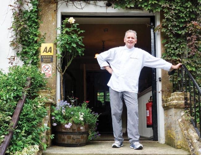 best restaurants yeovil Little Barwick House