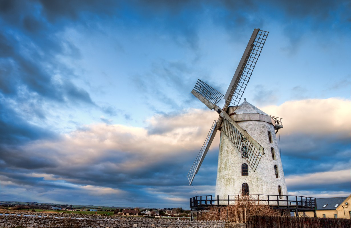 best things to do in Tralee blennerville windmill