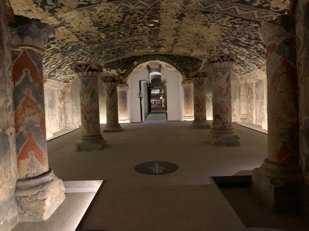 best things to do in boulogne sur mer cathedral crypt