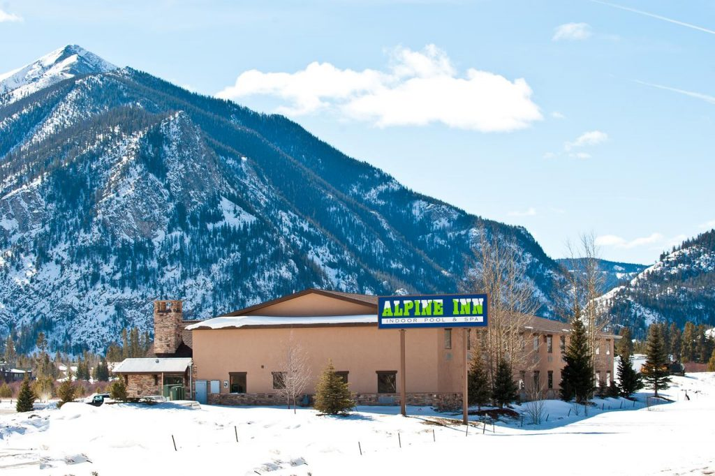 best hotels copper mountian alpine inn