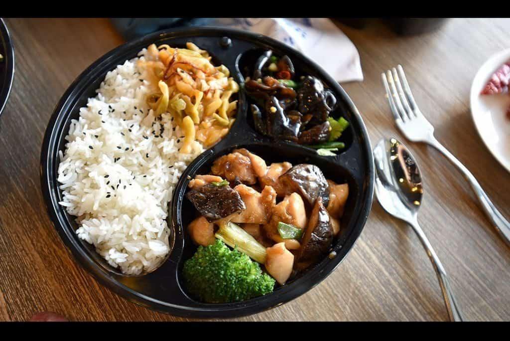 best restaurants business bay han cuisine
