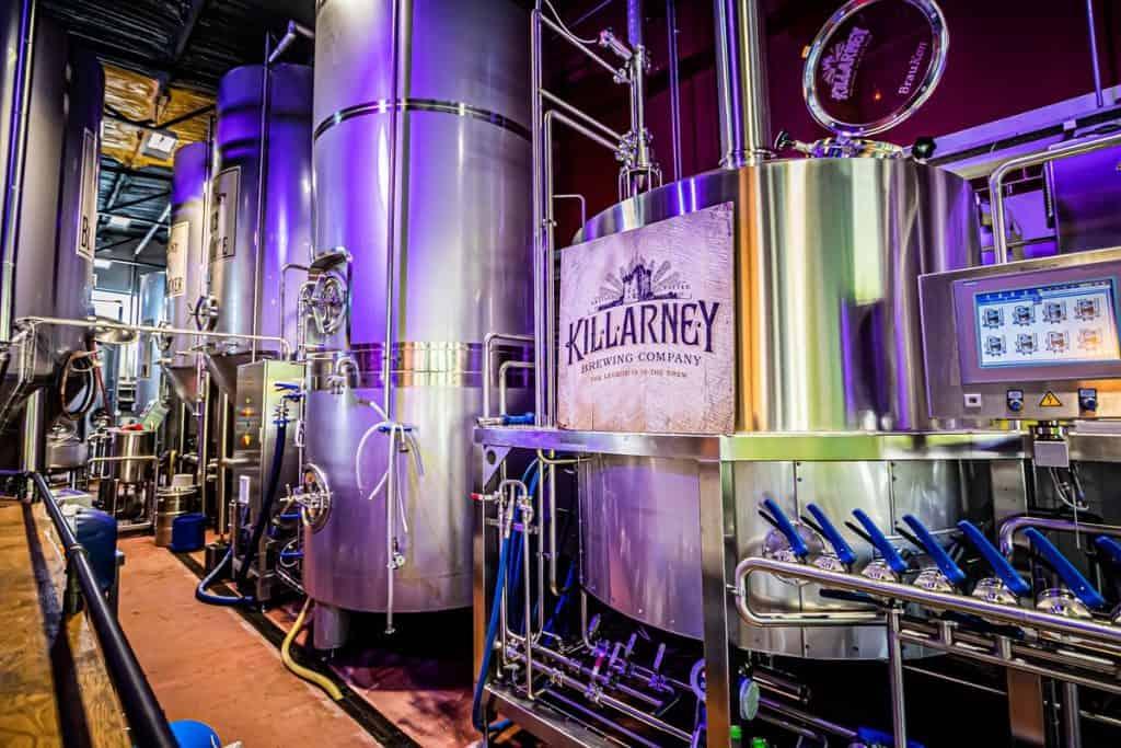 things to do killarney Killarney Brewing Company