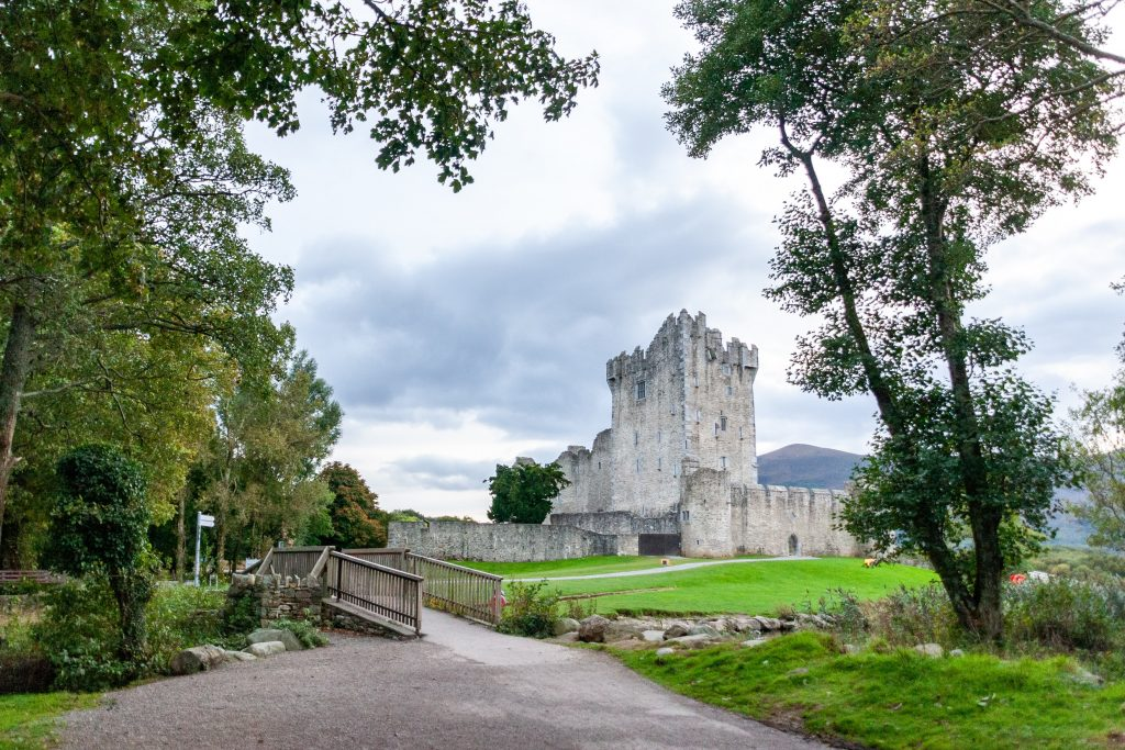 things to do killarney ross castle