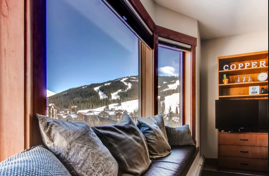 Best airbnbs copper mountain panoramic view studio