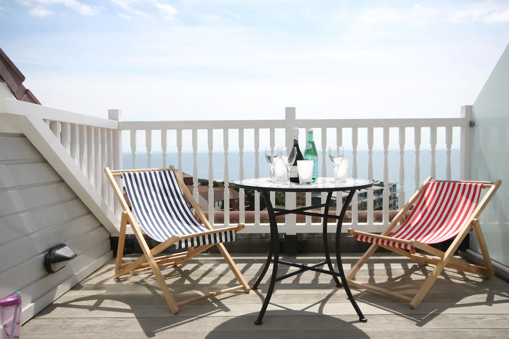 Best airbnbs in Bournemouth spectacular penthouse