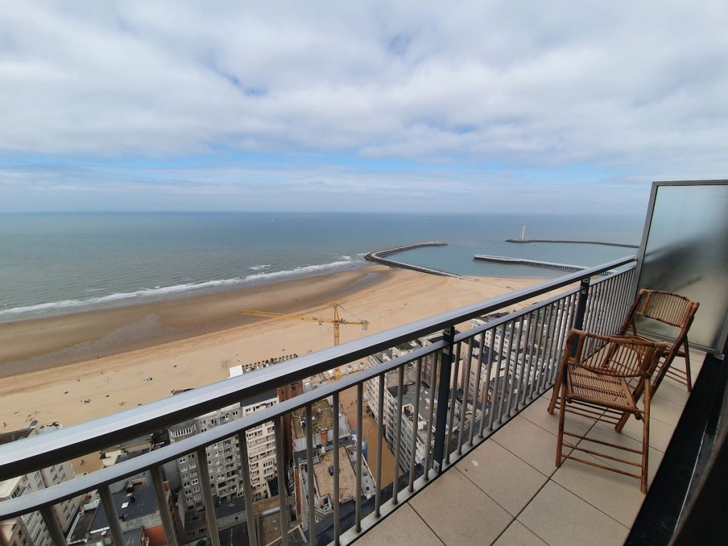 airbnb ostend 2 bedroom apartment sea view