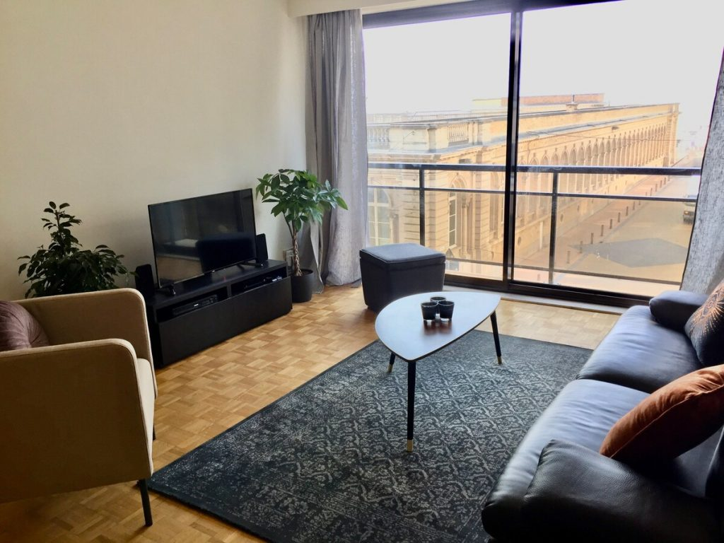 airbnb ostend sea view apartment close to the centre