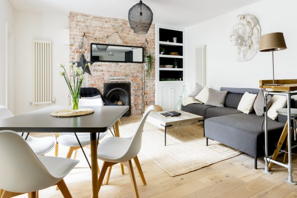best airbnbs brighton Radiant Townhouse Flat