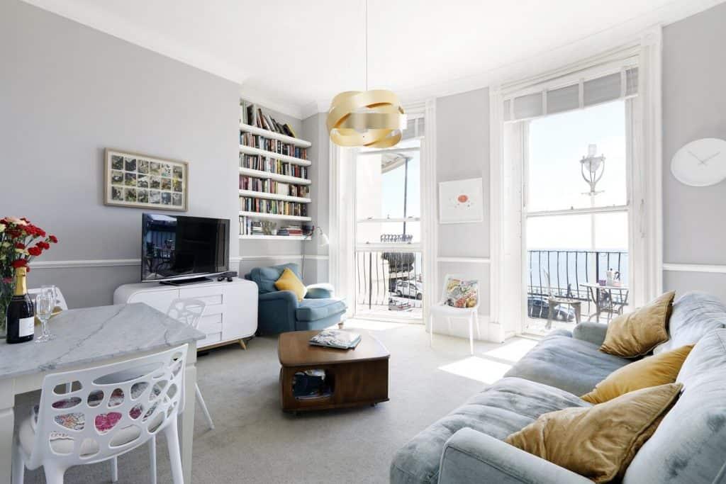 best airbnbs brighton regency building