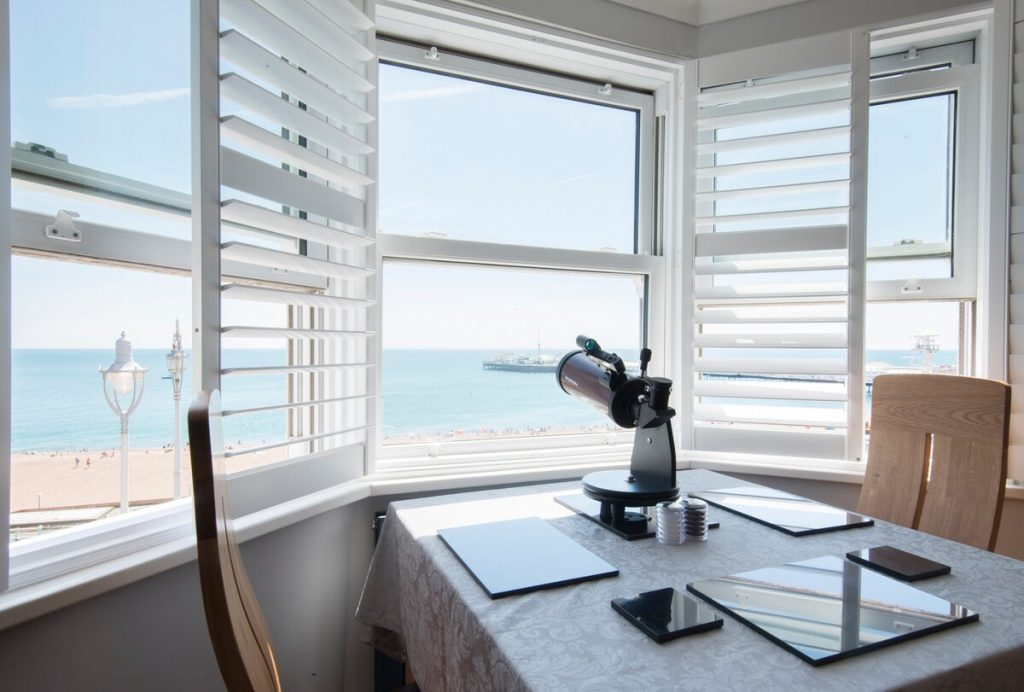 best airbnbs brighton sea view apartment free parking