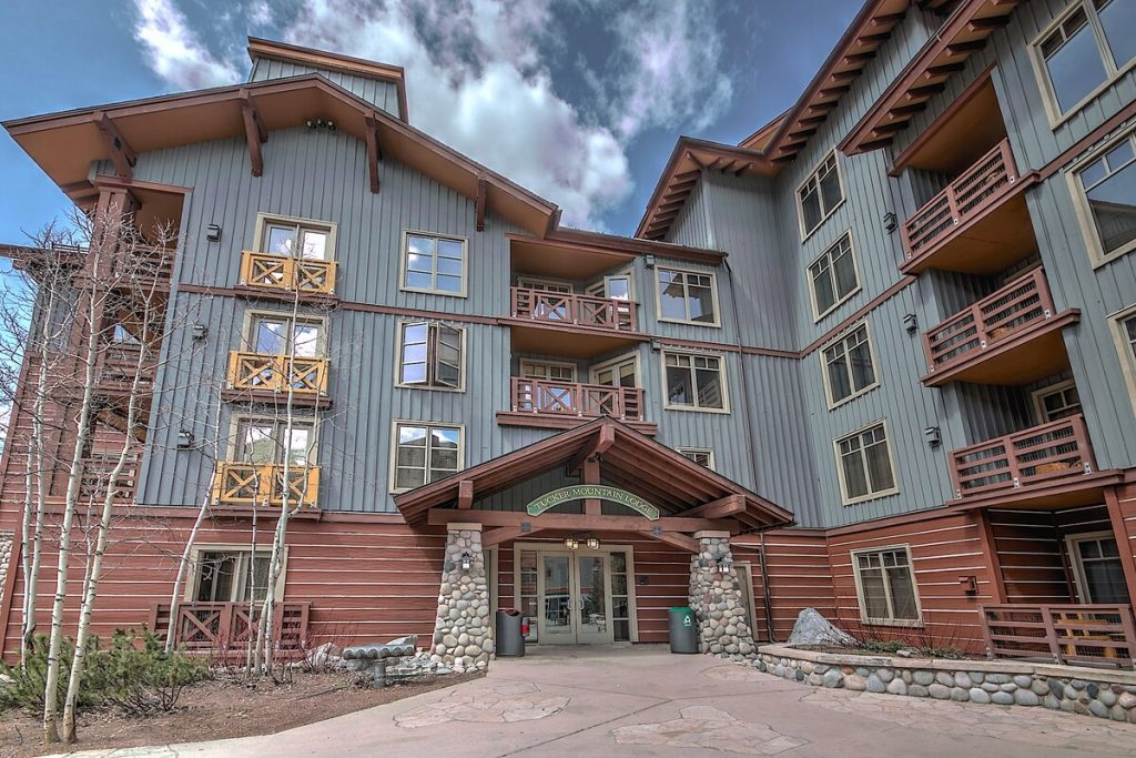 best airbnbs copper mountain The 'Copper Cabin' with a Half Pipe View outside