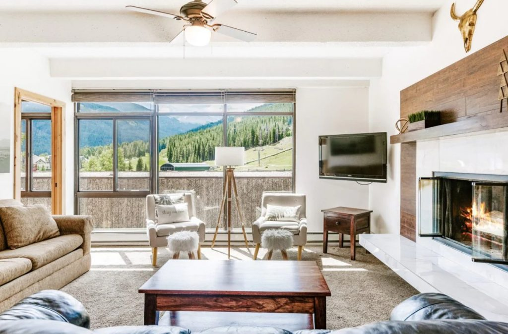 best airbnbs copper mountain bright airy sleeps 7