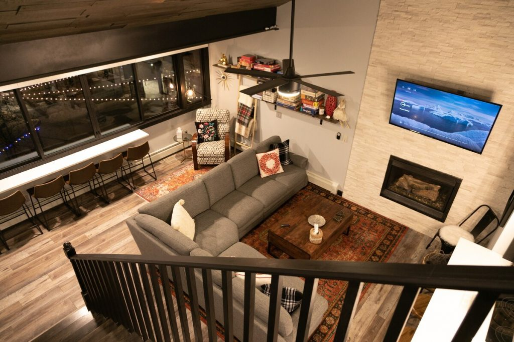 best airbnbs copper mountain ski in ski out penthouse