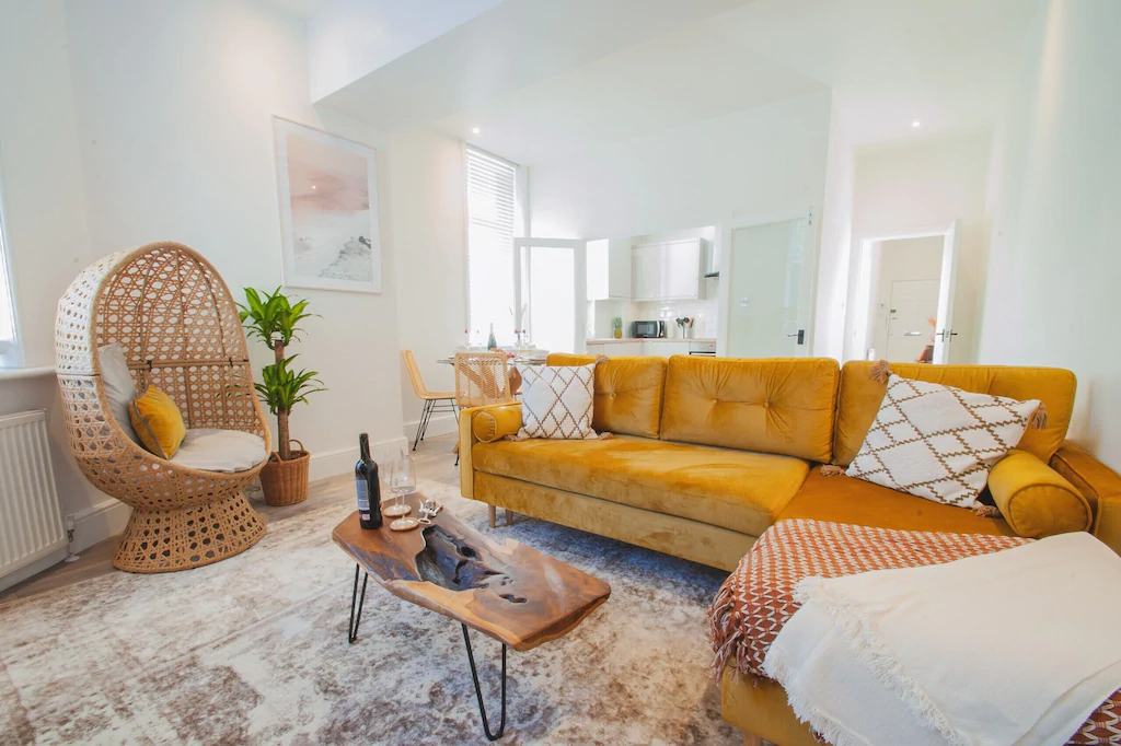 best airbnbs in Bournemouth 2 bed