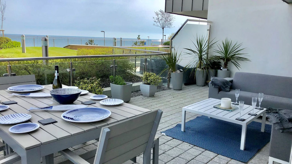 best airbnbs in Bournemouth sea breeze