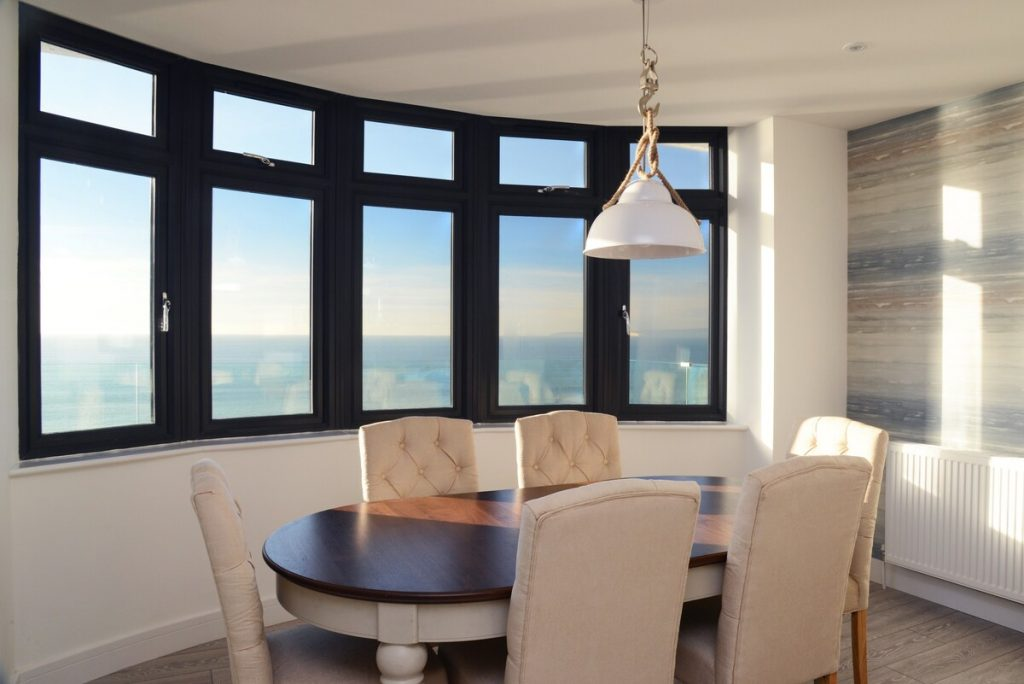 best airbnbs in bournemouth middle apartment with sea view