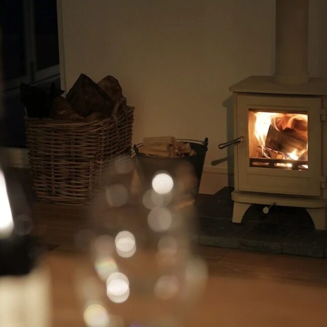 best airbnbs isle of wight luxury modern house stove