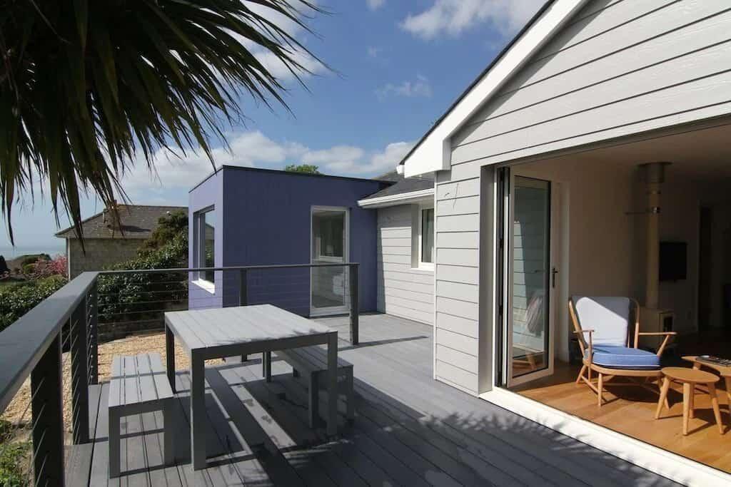 best airbnbs isle of wight luxury modern house