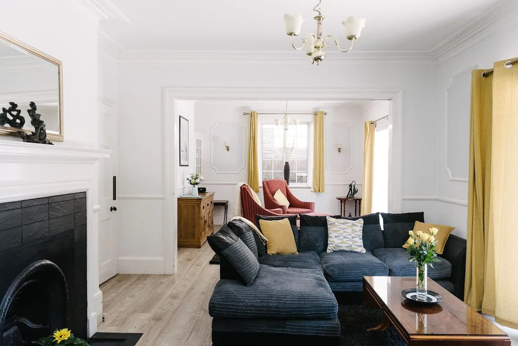best airbnbs isle of wight victorian cottage