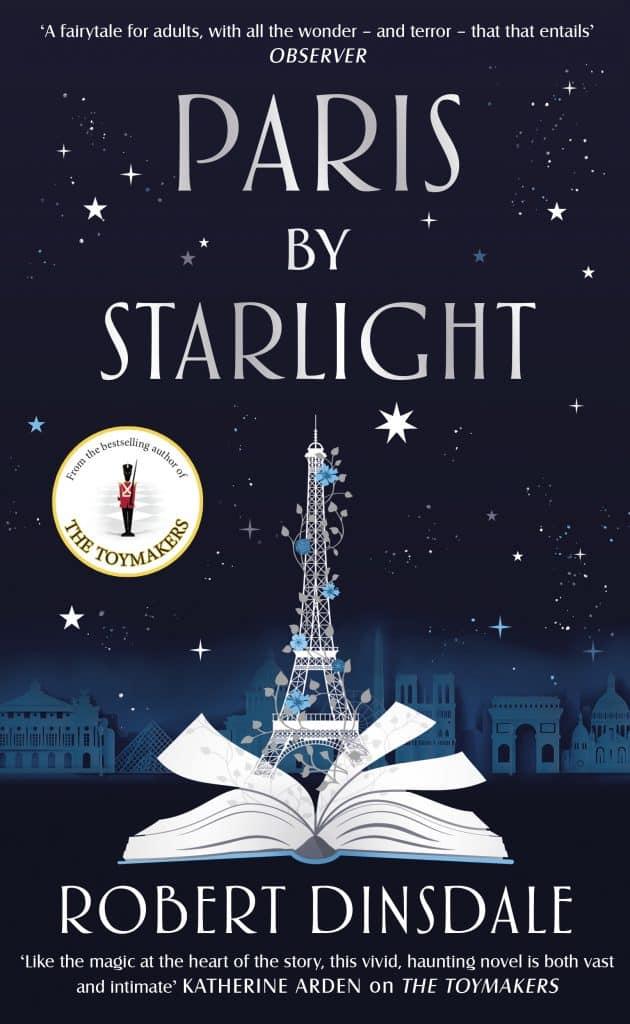 best books about paris Paris By Starlight