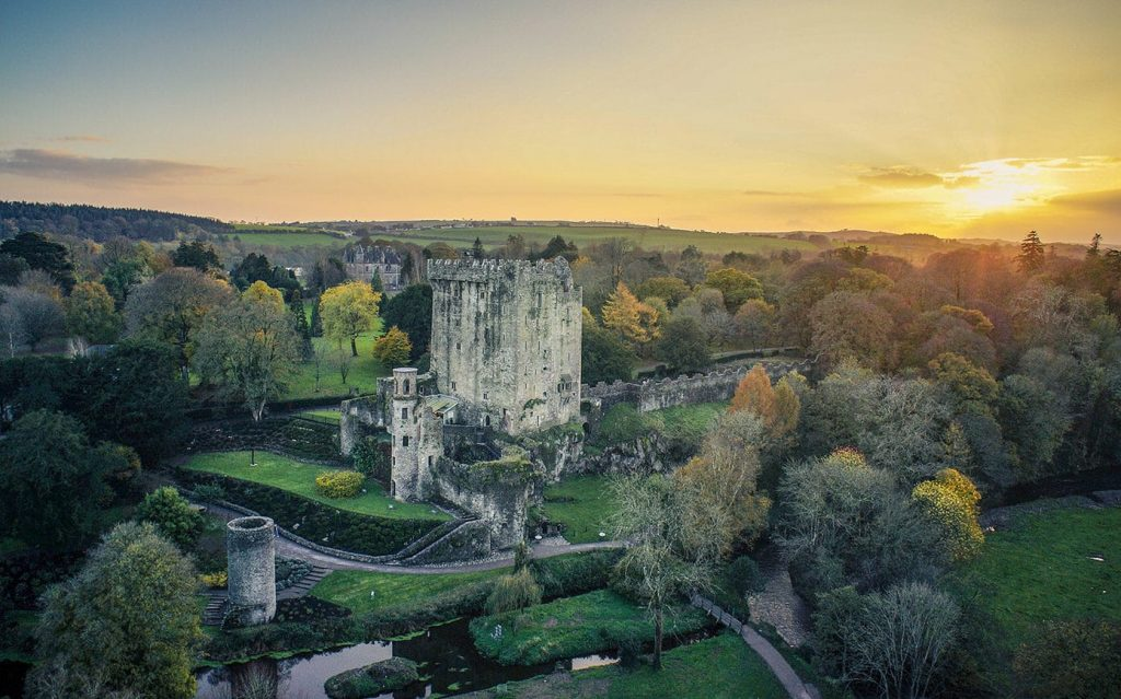 best things to do in cork Blarney Castle and Gardens