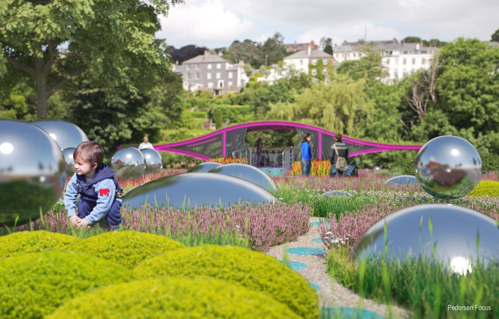 best things to do in cork Fitzgerald Park